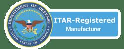 ITAR-Registered Manufacturer